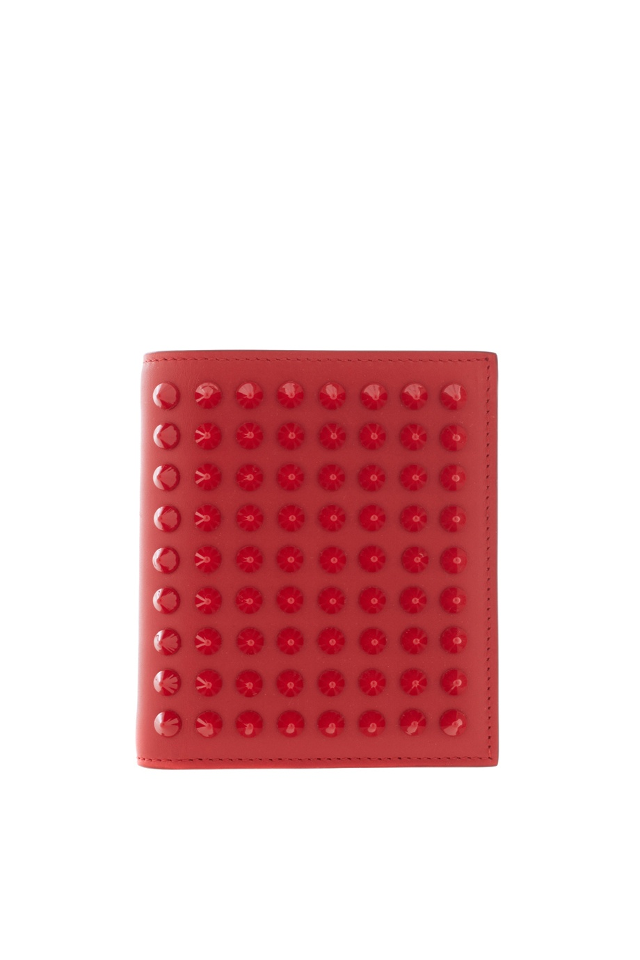 Кошелёк Рaros wallet calf/spikes Christian Louboutin (фото)