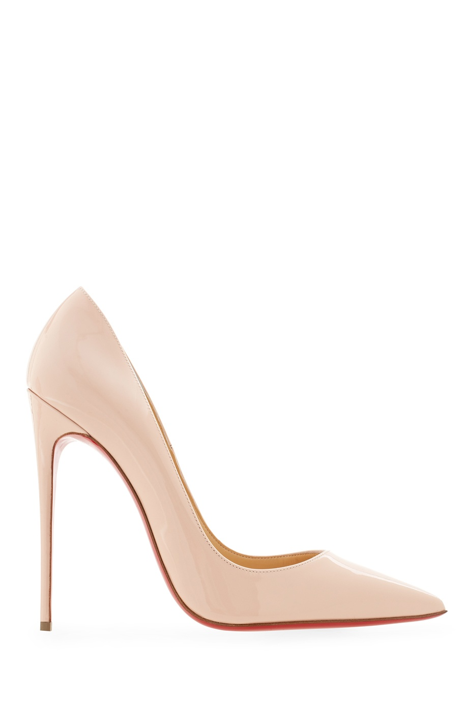 Кожаные туфли So Kate 120 Christian Louboutin (фото)