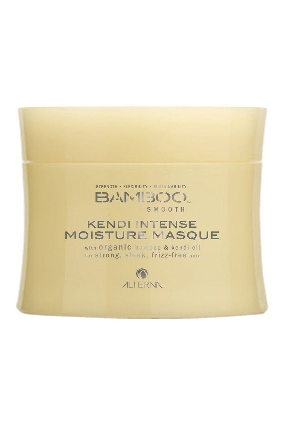 Полирующая маска Bamboo Smooth Kendi Intensive Moisture 150ml Alterna (фото)