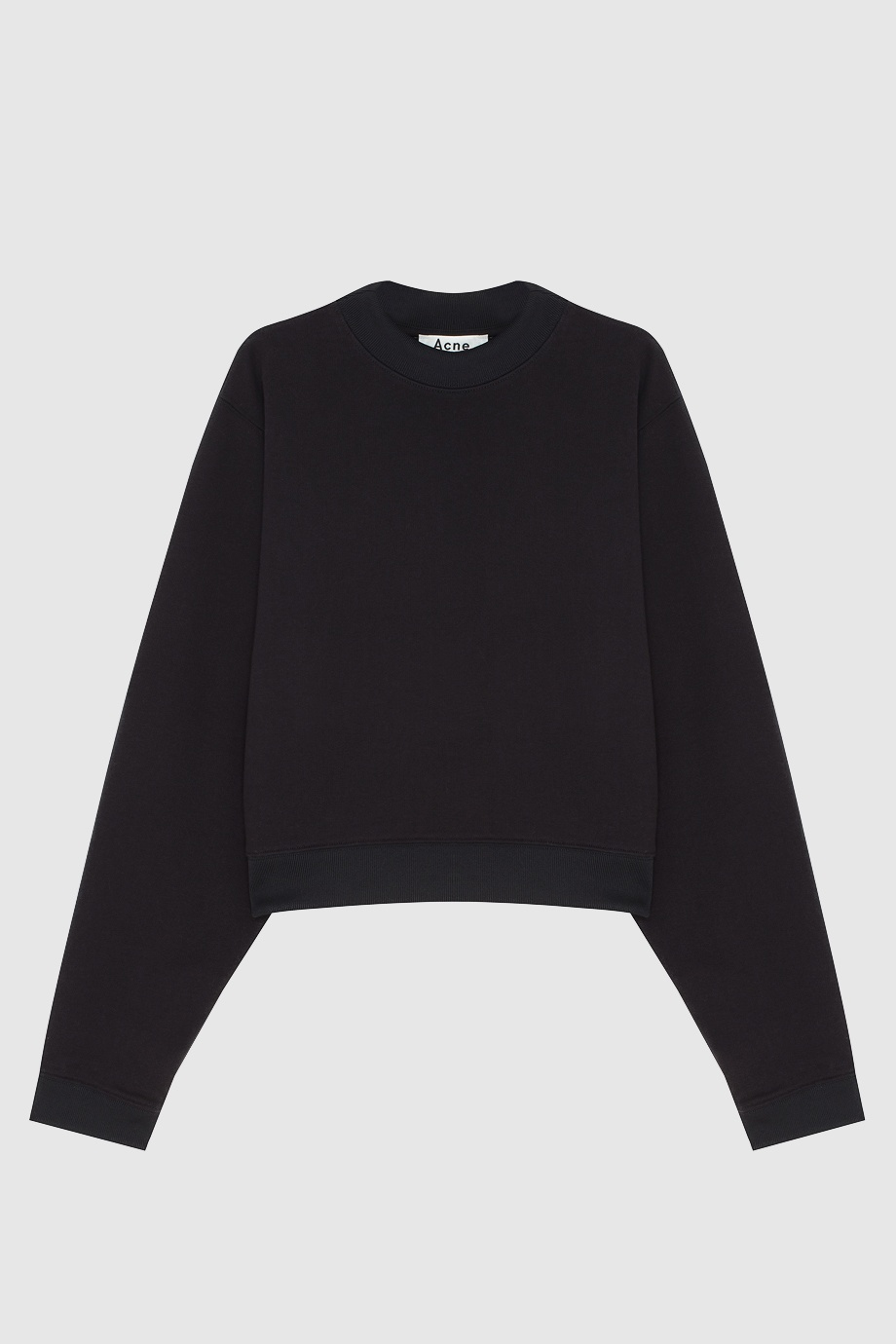 Свитшот Bird U Fleece Acne Studios (фото)
