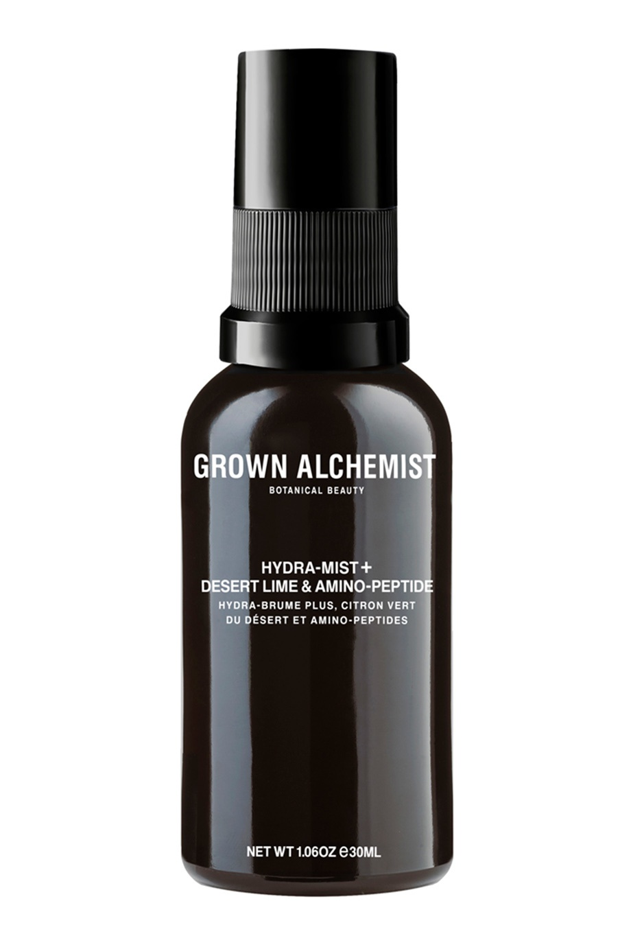 Увлажняющий спрей для лица «Лайм и аминопептид» 30ml Grown Alchemist (фото)