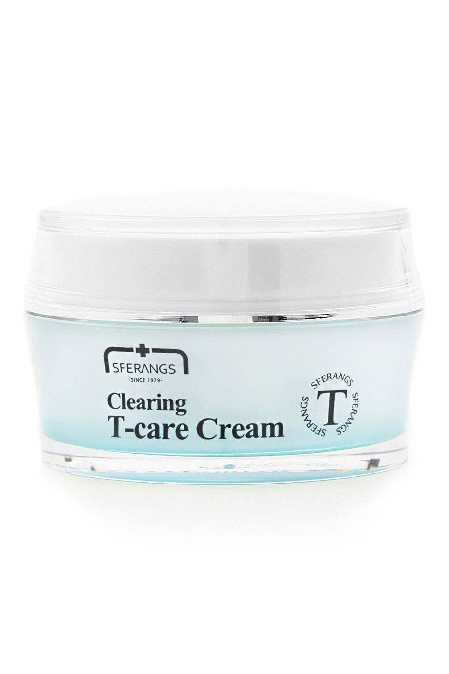 Крем для лица Clearing T-Care 50ml Sferangs (фото)