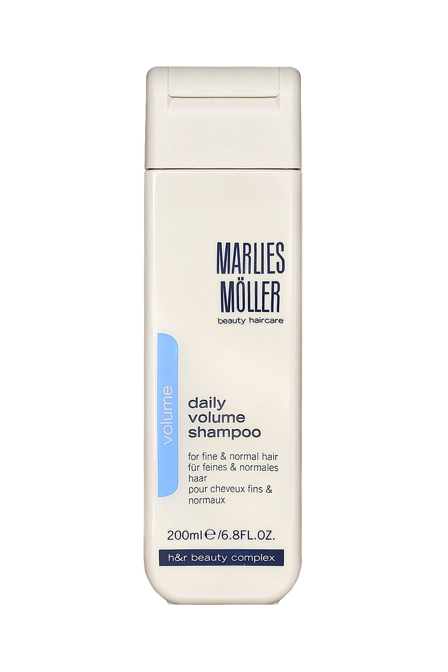 Шампунь для объема волос Volume Daily Volume Shampoo 200ml Marlies Moller (фото)