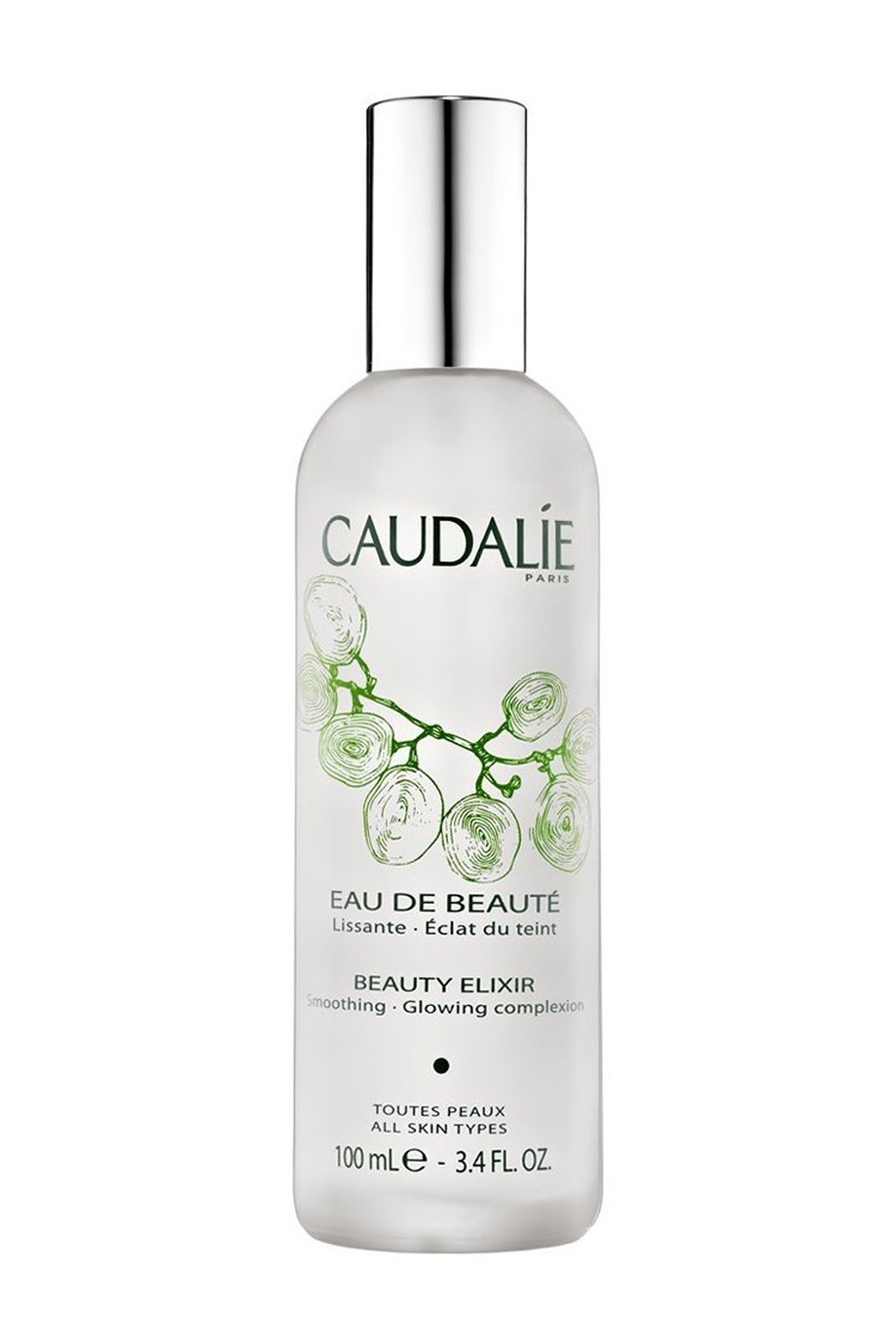Вода для красоты лица Beauty Elixir 100ml Caudalie (фото)