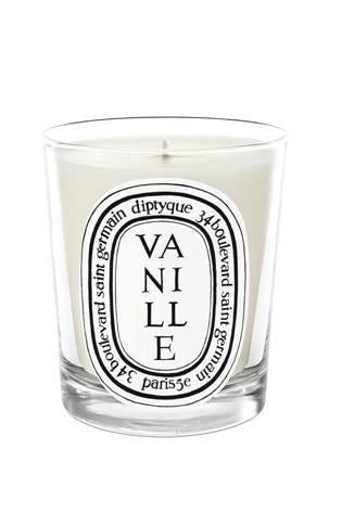 Свеча из парфюмированного воска Vanille