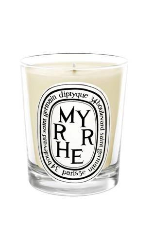 Свеча из парфюмированного воска Myrrhe