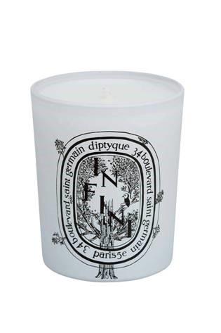 Свеча из парфюмированного воска Mina Infini