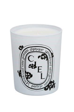 Свеча из парфюмированного воска Mina Ciel