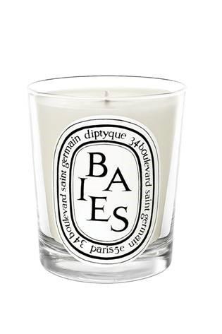 Свеча из парфюмированного воска Baies